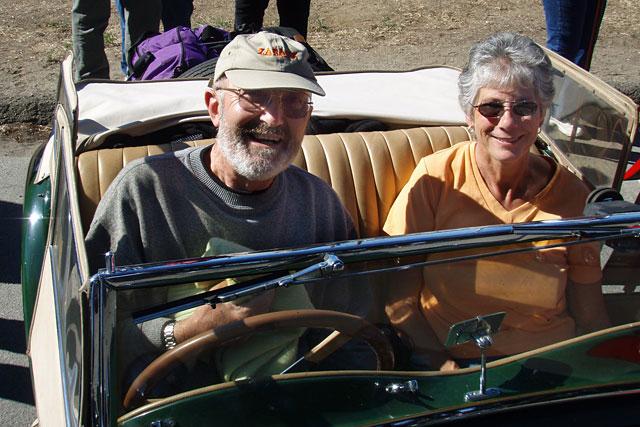 Allan & Linda Chalmers