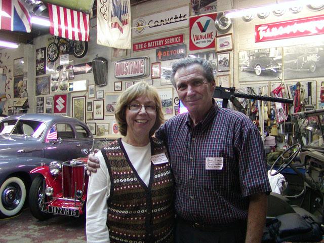 David & June Simon