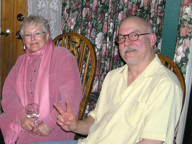 Pete & Maggie Debruyn