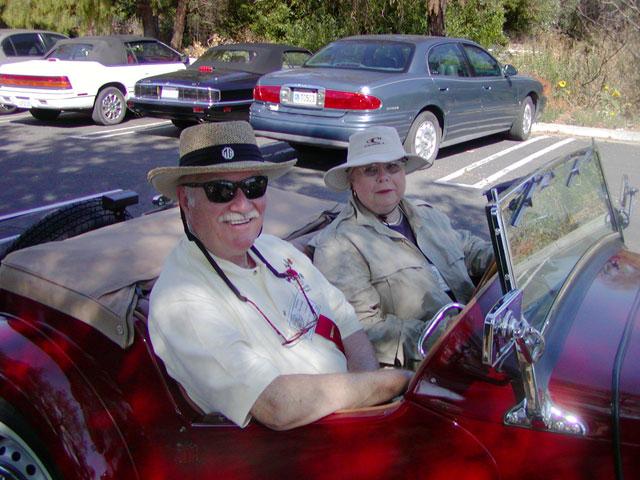 George & Kevin Kershaw