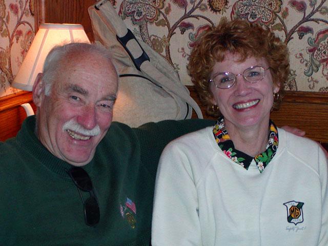 Leo & Martha Pedersen